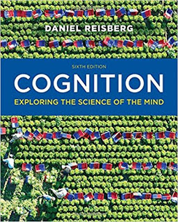 Test Bank for Cognition Exploring the Science of the Mind 6th Edition Daniel Reisberg Test Bank ( Norton Publisher ) 1