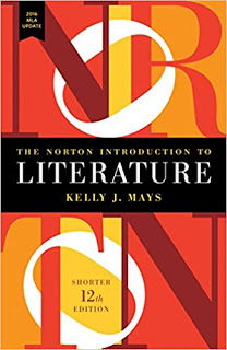 The Norton Introduction to Literature (Shorter Twelfth Edition) 12th Edition by Kelly J. Mays Instructor manual(Norton Publisher). 1