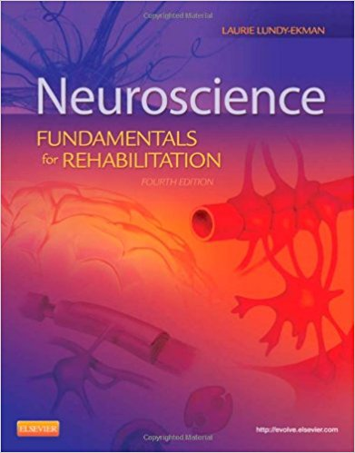 Test Bank for Neuroscience Fundamentals for Rehabilitation, 4e Laurie Lundy-Ekman PhD PT Test Bank (Publisher Saunders) 1
