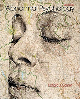 Abnormal Psychology 9th Edition by Ronald J. Comer Test Bank (Worth Publishers) 1