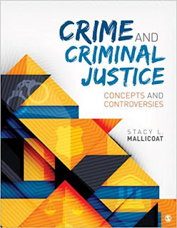 Solution manual for Crime and Criminal Justice Concepts and Controversies 1st Edition by Stacy L. Mallicoat 1