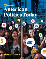 Test Bank for American Politics Today 5th Edition William T. Bianco , David T. Canon ( publisher W. W. Norton ) Test Bank 1