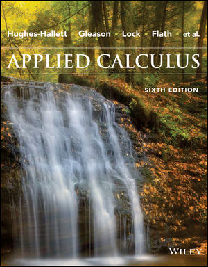 Solution Manual for Applied Calculus, 6th Edition Hughes-Hallett, Frazer Lock Solution Manual 1
