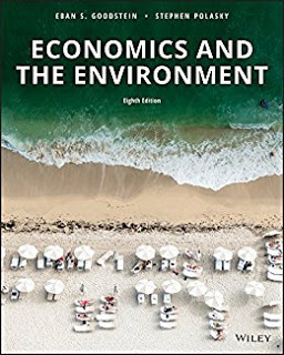 Economics and the Environment, 8th Edition Goodstein, Polasky Instructor Manual 1