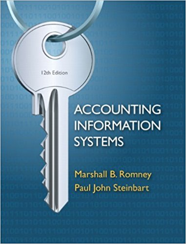 Instructor's Manual & Test Bank For Accounting Information Systems, 12th Edition Product details : by Marshall B. Romney 1