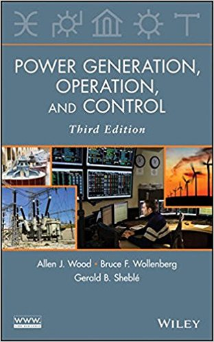 Solution Manual for Power Generation, Operation, and Control, 3rd Edition Wood, Wollenberg, Sheblé , Solution manual 1