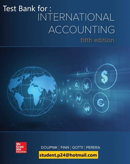 International Accounting 5th Edition By Timothy Doupnik and Mark Finn and Giorgio Gotti and Hector Perera © 2020 819x1024 1